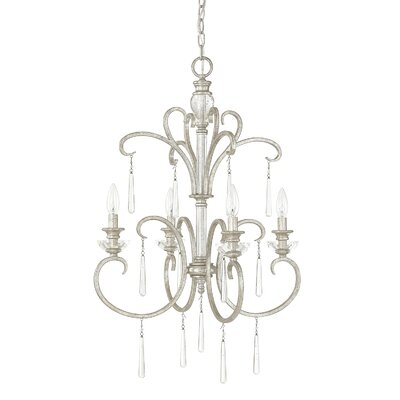 McCarey 4-Light Foyer Pendant