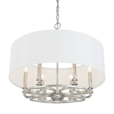 Newman 6-Light Drum Pendant