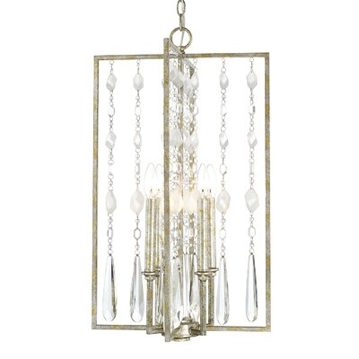 McFarland 4-Light Foyer Pendant