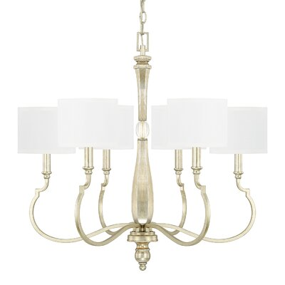Palmer 6-Light Drum Chandelier