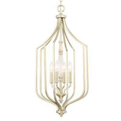 Robin 4-Light Foyer Pendant