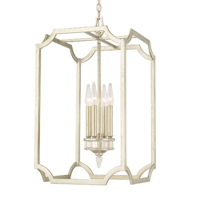 Peter 4-Light Foyer Pendant