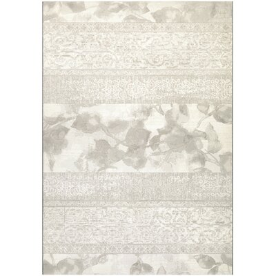 Norman Pearl Area Rug Rug Size: 710 x 109