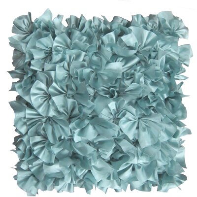 Joffe Throw Pillow Color: Mineral