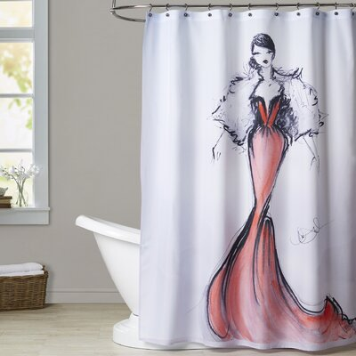 Stanton Lady Shower Curtain