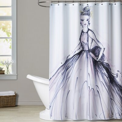 Dorothy Elegance Shower Curtain