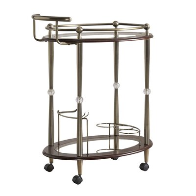 Polly Bar Cart