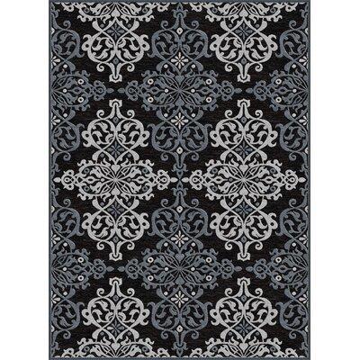 Hawkins Multi-Colored Area Rug Rug Size: 78 x 103