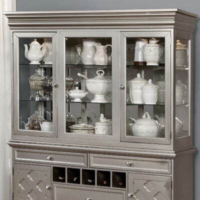 Console China Cabinet Top