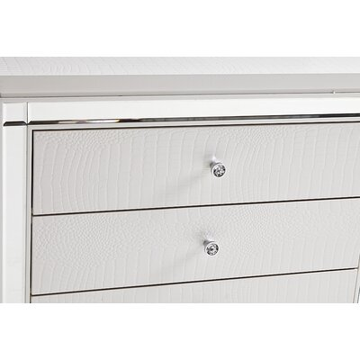 Rivage 5 Drawer Chest