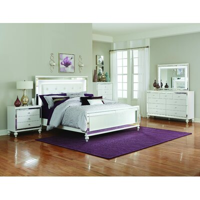 Paltrow Panel Bed Size: Queen