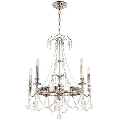 Grear 5-Light Crystal Chandelier