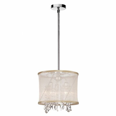 Hackford 3-Light Pendant