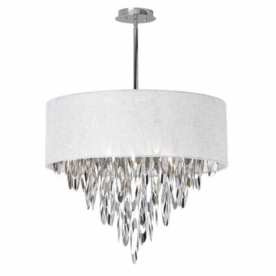 Gowin 8-Light Drum Chandelier