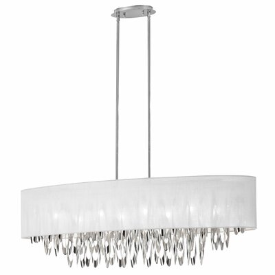 Edmon 8-Light 40W Kitchen Island Pendant