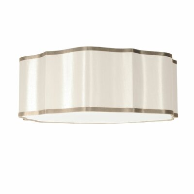 Graham 3-Light Flush Mount