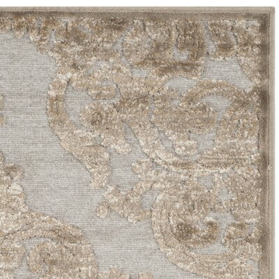 Berloz Mouse Contemporary Area Rug