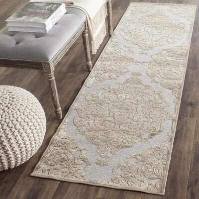 Maspeth Contemporary Area Rug Rug Size: Runner 22 x 8