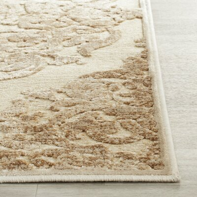 Maspeth Stone Contemporary Area Rug Rug Size: Rectangle 76 x 106