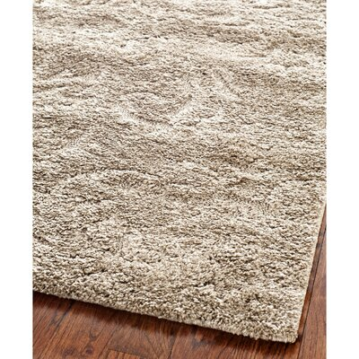 Flanery Beige/Cream Area Rug Rug Size: Rectangle 4 x 6