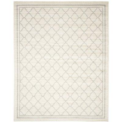 Levon Beige/Light Grey Area Rug Rug Size: 8 x 10