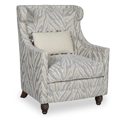 Melania Wing back Chair