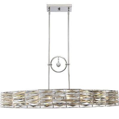 Marlohe 6-Light Kitchen Island Pendant