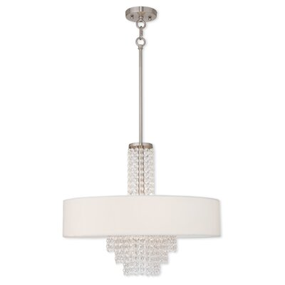 Dor 5-Light Drum Chandelier