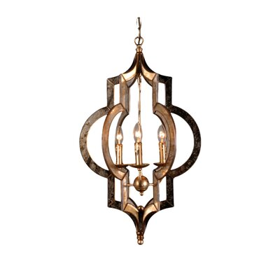 Olimpia 4-Light Foyer Pendant