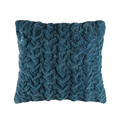 Borden Euro Pillow Color: Teal