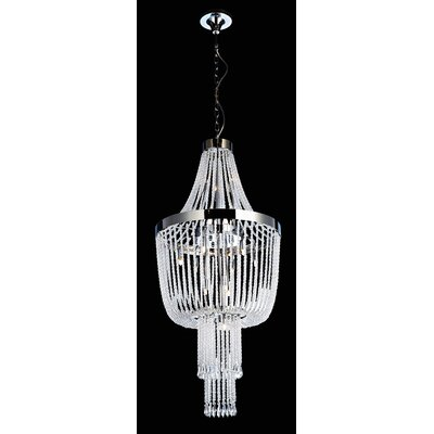 Sidibe 16-Light Crystal Chandelier