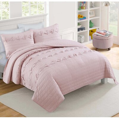 Riskin Quilt Set Size: King