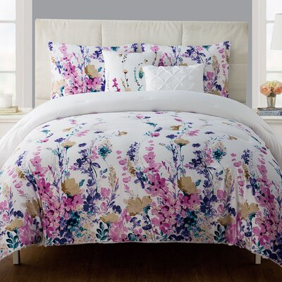 Larisa Comforter Set Size: King