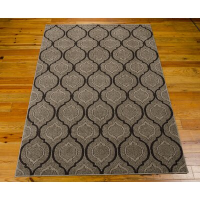 Gabor Brown Area Rug Rug Size: 910 x 13