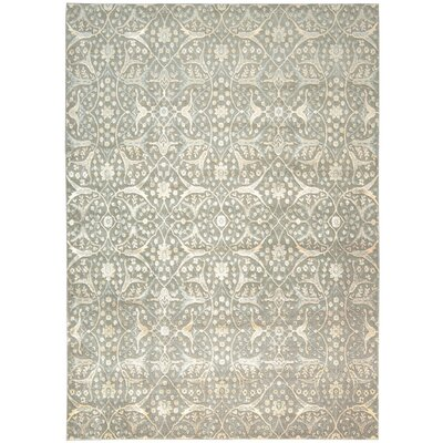 Stonington Steel Area Rug Rug Size: Rectangle 93 x 129