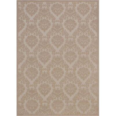 Hartz Ivory/Sand Area Rug Rug Size: 79 x 1010