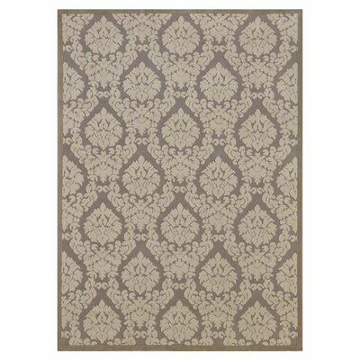 Hartz Silver/Ivory Area Rug Rug Size: 79 x 1010