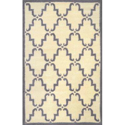 Stambruges Ivory Rug Rug Size: 5 x 8