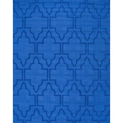 Stambruges Cobalt Area Rug Rug Size: 5 x 8