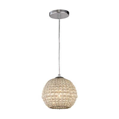 Monroe 1-Light Globe Pendant