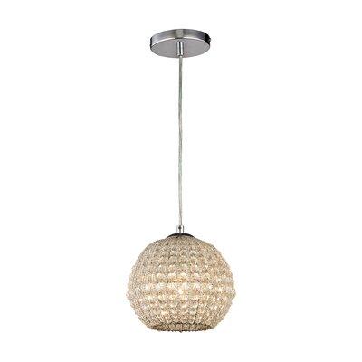 Monroe 1-Light Globe Pendant
