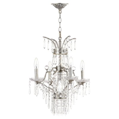 Essen 4-Light Crystal Chandelier