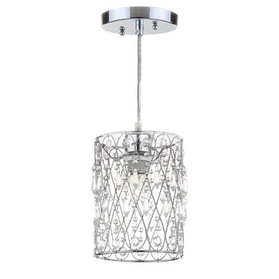 Beesley 1-Light Mini Pendant