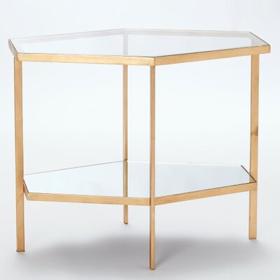 South Molton Hexagon End Table