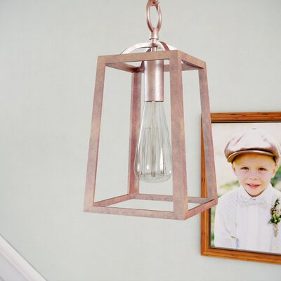 Senter 1-Light Foyer Pendant