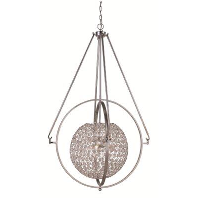 Dean 6-Light Globe Pendant
