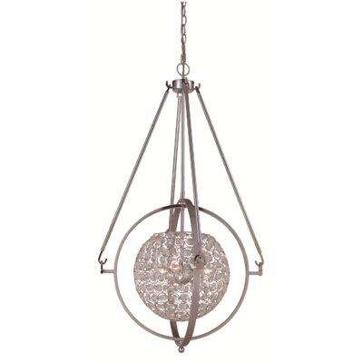 Dean 3-Light Globe Pendant