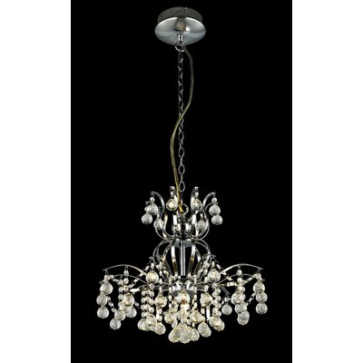 Ryder 9-Light Crystal Chandelier