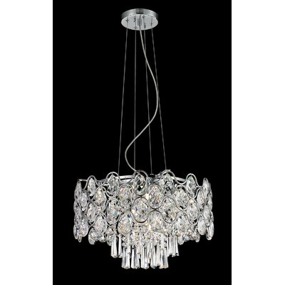 Monroe 9-Light Pendant