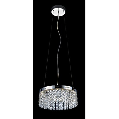 Freed 15-Light Crystal Chandelier